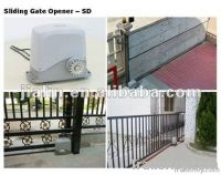 Automatic Sliding  Gate Operating System Solar System &Electric Supply