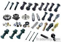 wheel hub bolts and nuts
