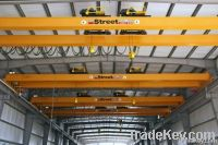 Double girder overhead&bridge  crane