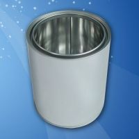 Round Paint Can