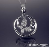 butterfly series necklace