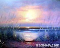 Oil Paintings, Paint Pails