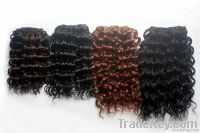 Heat Resistant Synthetic hair Weaving