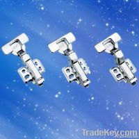 Stainless steel hydraulic cabinet hinge