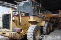 caterpillar 924f-2 loader
