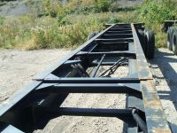 Extendable Intermodal Container Chassis
