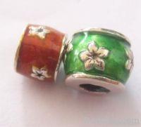 Handmade Enamel Beads