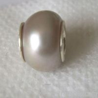 Sterling Silver Core Pearl Beads