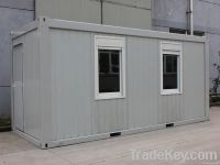 Plug-in Movable Box House