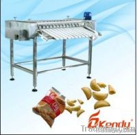 Hollow biscuit machine