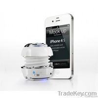 Mini portable bluetooth speaker for iphone, ipad, imac, with hand-free
