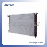Radiator, engine cooling for HYUNDAI 25310-4A000/ 253104A000
