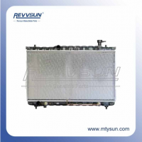 Radiator, engine cooling for HYUNDAI 25310-26050, 25310-26070