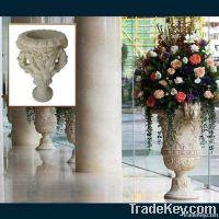 2013 HOT SALE Taper Flower pot(Sandstone)
