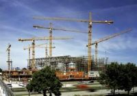 tower cranes,hoists & all constructional matrials & equipments