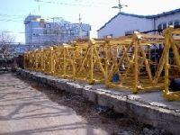 tower cranes,hoists & all constructional matrials & equipments