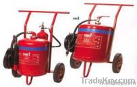 Portable fire extinguishers of all classses