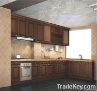 Kitchen Cabinet in Oak