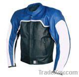 Motor Bike Leather Jacket