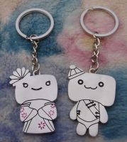 Fashion Key Chains
