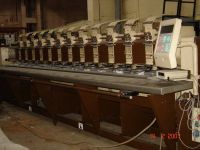 Computerized Embroidery Multi Head Machine