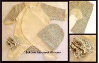Sckoon Organic Cotton Japonesk Baby Collectio