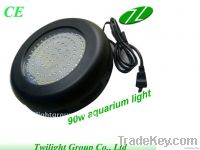 High efficiency low price 90w led aquarium light for coral/fish tank
