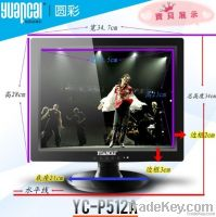 Widescreen display 22