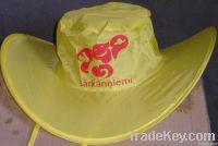 Cowboy Foldable Hat