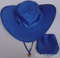 Cowboy Foldable Hat