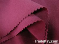 T400 series-100% polyester elastic woven fabric