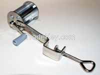 Hand leave cutter