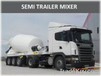 Trailer Mixer (Concrete)