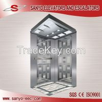 8 Person Lower Noise Residential Elevator