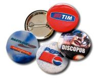CPSIA Test Tin Badge Opener Button Natural Materials welcome OEM order