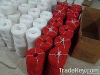 PE PP twist rope