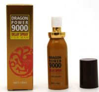 new dragon power 9000 herbal delay spray to prolong Lasting Anti Premature Ejaculation solution with good fast effect 15ml