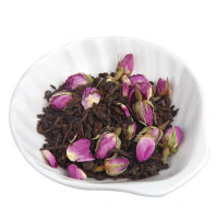 free shipping OEM Chinese Rose Pu'er Tea Black Teabag good to maintain beauty activate blood circulation reduce stress weight 2 buyers