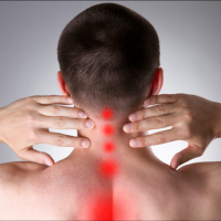 Chinese herbal patches with remission pain of NECK and Shoulders