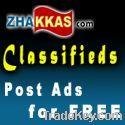 ZHAKKAS.com - Post Ads for Free