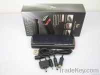 Solar Chargers for Smarphones & Tablet Pc (2600ma)