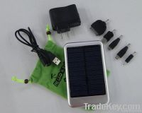 Portable Solar Charger Mobile Power Bank for Mobile Phones&iPad