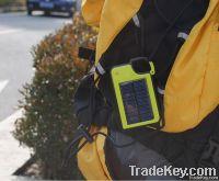 Portable Solar Charger Power Bank (1450mAh)