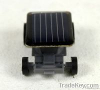 Solar Power Mini Racer Car