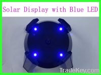 Solar Power 360 Degree Turnable Display