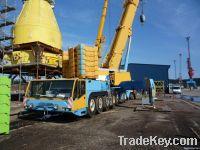 Used Demag AC500-1 500ton Mobile Crane