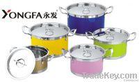 10pcs stainless steel kitchenware set