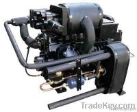 2-Stage Refrigeration Compressors
