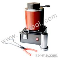 2kg Gold Melting Furnace With One Graphite Crucible, Jewelry Euipment