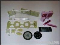 CNC electronic plastic